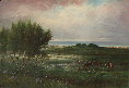 Landscape with Cows (Bolinas)